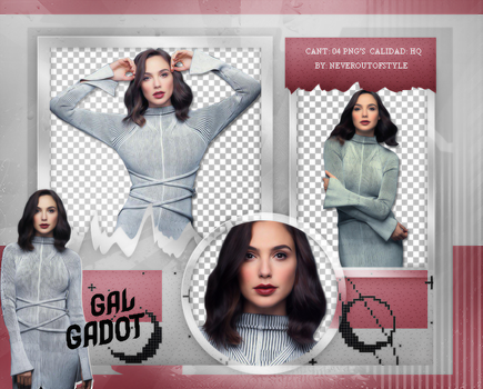 Png Pack 1036 // Gal Gadot by confidentpngs
