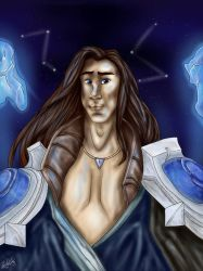 Taric by KathiesCreatures