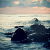 sea stones by justerZ