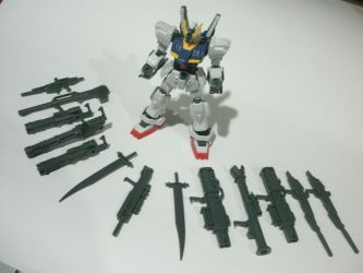 HGBF 1/144 Build Gundam Mk. II WIP by raipo