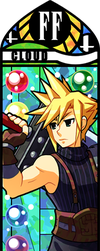 Smash Bros - Cloud by Quas-quas