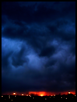 The Angry Eve-- Vertical by FramedByNature