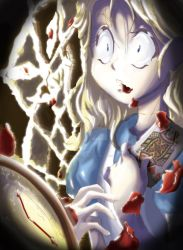 You're Out of Time Alice by KumaTsunami