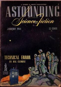 Astounding Doctor Stories by DragonScholar