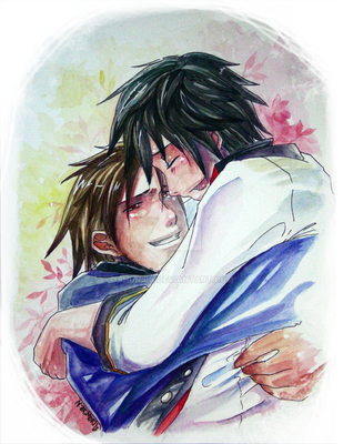 [TOX2] Happiness is by your side by shunjin