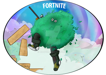 Fortnite by mirry92