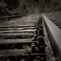 Abandoned Tracks by serel
