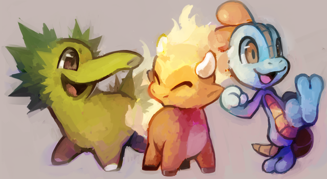 charge!! by extyrannomon