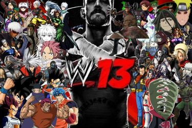 WWE '13 Special Roster by yoink13
