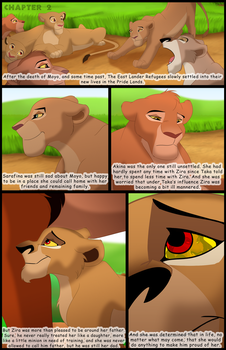 Uru's Reign Part 2: Chapter 2: Page 1 by albinoraven666fanart