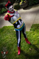 The Great (Lady) Papyrus by xMadame-Macabrex