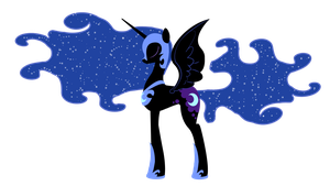 Nightmare Moon by Narxinba222