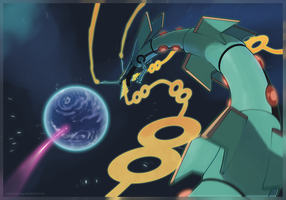 Rayquaza - The Savior