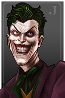 The Joker Tribute by victter-le-fou