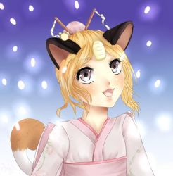 Aiko -commission- by Arielle14