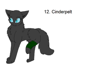 12.Cinderpelt by Legend-series