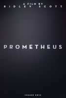 Prometheus Poster Recreation by P2Pproductions