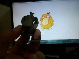 Psyduck model compare by andreruz