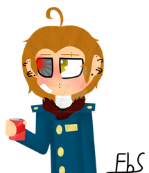 Eddsworld OC! by FunnyBoneSans