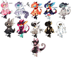 Finished Pixel Babs by LastNight-Light