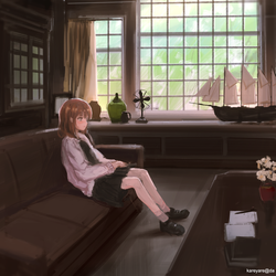 rest by kareyare