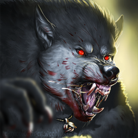 Halloween Snarly Icon: Seffuel by TeknicolorTiger