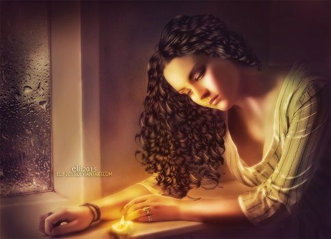 Waiting by EliF2015