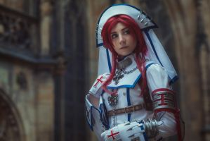 TRINITY BLOOD: You know by MiraMarta