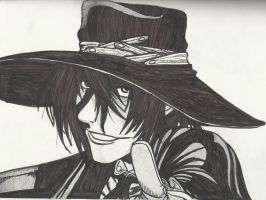 Alucard Doddle by Eve-Of-Halloween