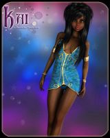 Kai A4, by RenderCandy by FantasiesRealmMarket