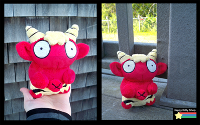 Conny Plush by HappyKittyPlushies