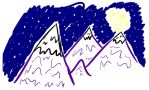 Stary Mountain Nights by catgirl9696