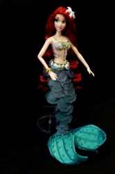 Ariel Limited Edition Doll by LucyPoppins