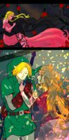 +(- The legend of Zelda doodles [11] -)+ by AngelJasiel