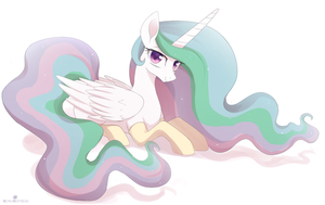 Celestia Quickie by VeraWitch