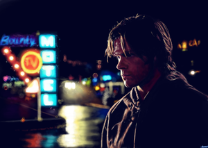 Sam Winchester by p1xer
