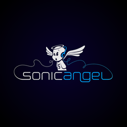 Sonic Angel logo by Relic-57
