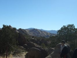 Vasquez Rocks - overview by 7AirGoddess3