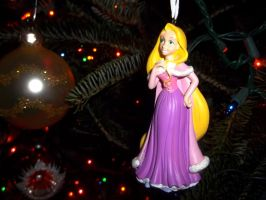 Rapunzel Holiday Ornament by x12Rapunzelx