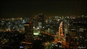Tokyo View by Eclipseo