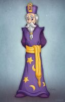 The Old Mage by SuperEdco