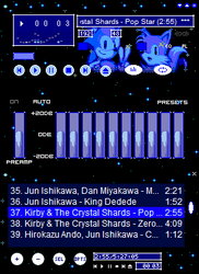 Sonic and Tails Winamp Skin by TomoTakino55