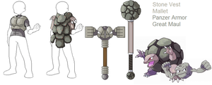 PSC- Geodude and Golem
