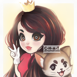 Commission Yoona by C-H-A-T