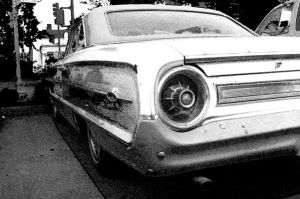 64Ford rear quarter by happymouse666