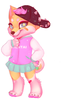 hentai inu paintie by flvffy
