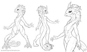 Character Design 6 by KP-ShadowSquirrel