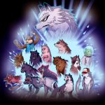 War of the Hungry Wolf Tribute by ObstinateMelon