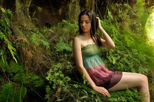 Rosie - moss and ferns 2 by wildplaces