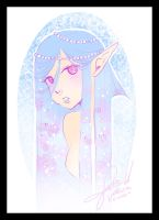 lovely Elf by ChosenVowels